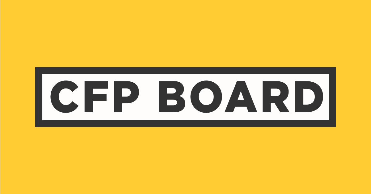 Finance Major Passes CFP Exam - A Big Thank You!
